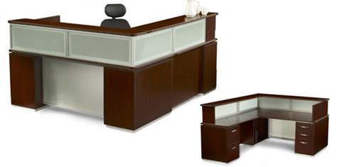 office reception area furniture reception desks guest seating new used los angeles ca