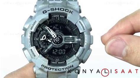 Baru Casio G Shock Ga 110cm 8a casio g shock ga 110cm 8a erkek kol saati