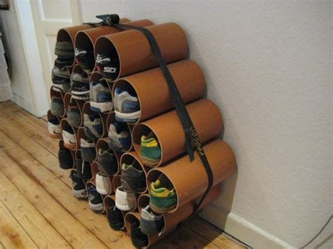 Shoe Rack Hack by 17 Most Amazing Shoe Storage Hacks That Will Simplify Your