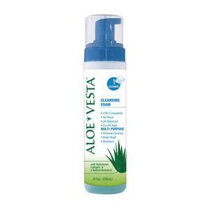 Thc Detox Mouthwash Wallmart by Convatec Aloe Vesta Cleansing Foam No Rinse 8 Oz Bottle