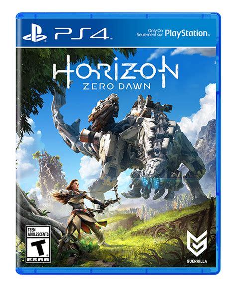 Diskon Ps4 Horizon Zero New horizon zero ebgames ca
