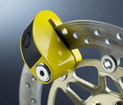 Lenkradschloss Motorrad Versicherung by Versicherungstechnisch Korrekte Sicherung Von Motorrad