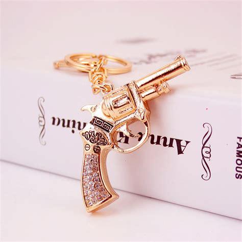 unique key holders aliexpress buy unique revolver magnum gun