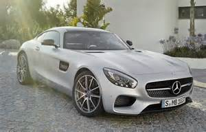 Silver Motors Mercedes New Mercedes Amg Gt Has Been Unleashed Target Porsche