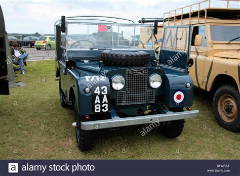 land rover raf raf series 1 land rover stock photo royalty free image