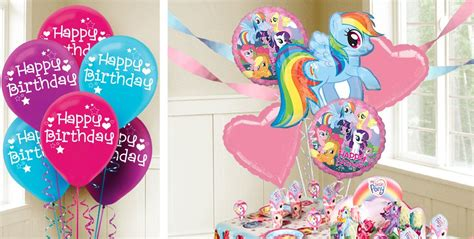 Balon Foil Pony Pink my pony balloons city