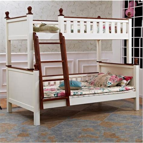children bunk bed wooden 2 floor ladder ark with slide bed online get cheap bunk bed ladder aliexpress com alibaba