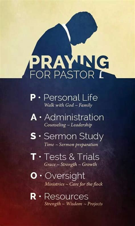 5 News About Our Favorite by Pray For Your Pastor Images Search My S