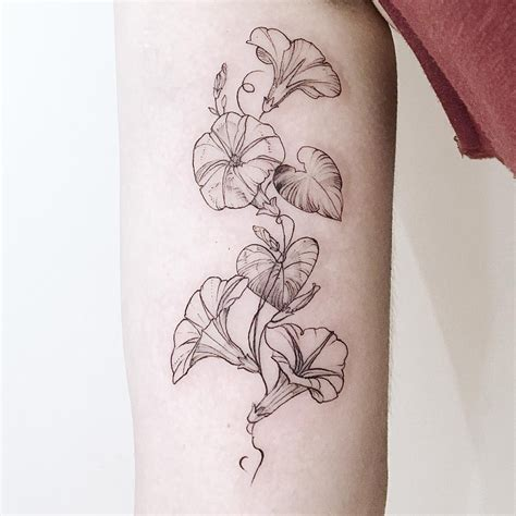 january birth flower tattoo birth flowers tattoos flowers ideas for review