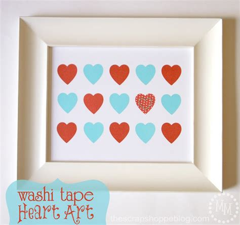 Day Out The Scrap Shoppe - s day washi lifestyle crafts