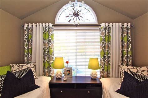 window treatments for bedroom window treatments modern bedroom modern bedroom san