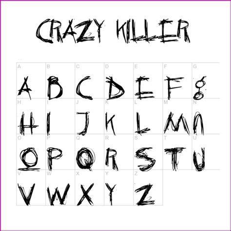 Font Design Horror | 20 best scary fonts