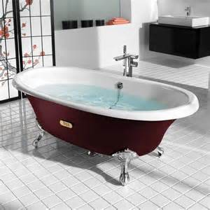 le monde du bain baignoires en fonte
