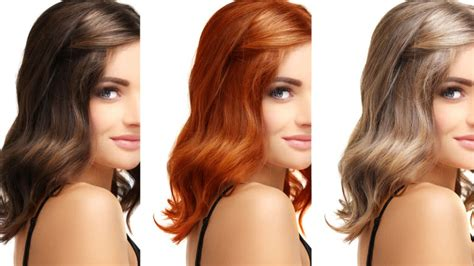 hair colors for skin how to choose the hair color for your skin tone