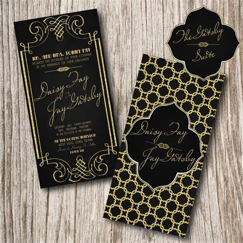 the great gatsby quinceanera theme great gatsby quinceanera party favors google search 15