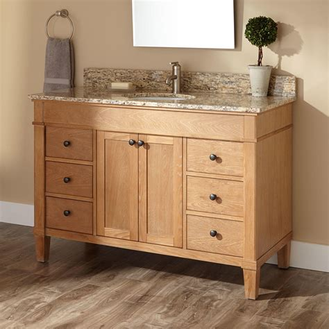 vanity bathroom sinks 48 quot marilla vanity for undermount sink bathroom