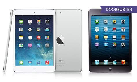 Pc Tablet Apple New 4g 16gb apple mini 16gb 7 9 quot tablet with wifi 4g lte for at t sprint groupon
