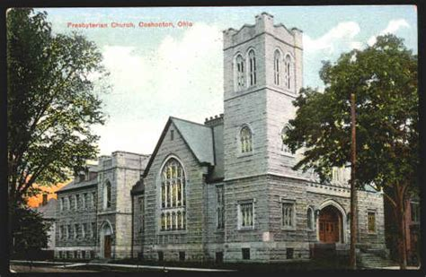 Coshocton Court Records Coshocton County Ohio Postcards