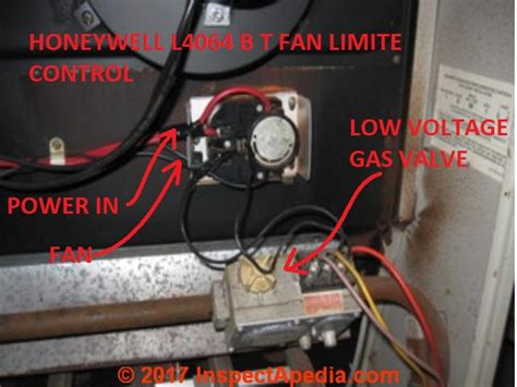 honeywell fan limit switch settings honeywell l4064b wiring diagram 31 wiring diagram images