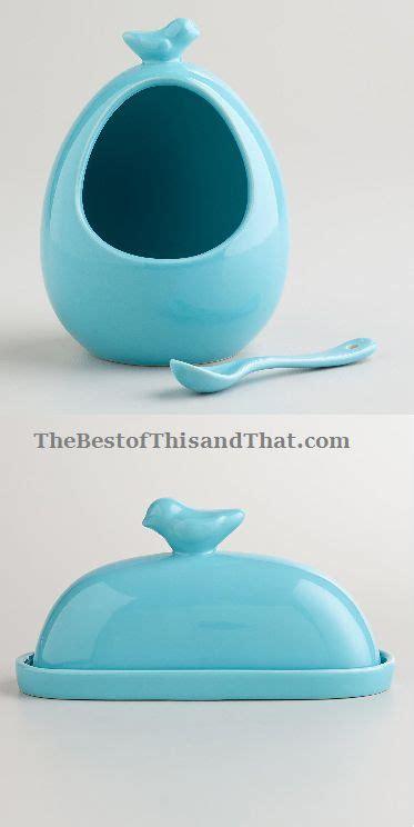 ceramic bird salt cellar 17 best images about pastel blue kitchen accessories on