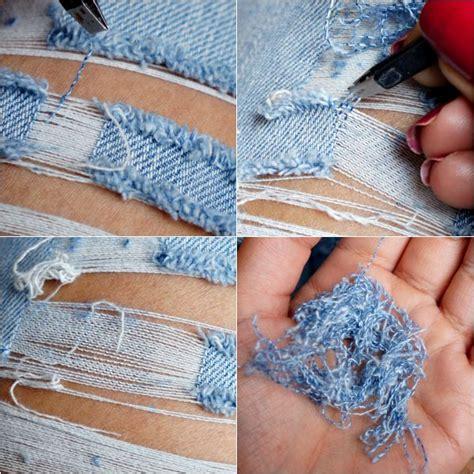 diy distressed shorts tutorial best 25 diy ripped ideas on diy fashion ripped diy and diy