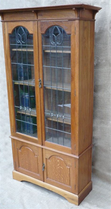 arts and crafts bookshelves arts and crafts bookcase in golden oak antiques atlas