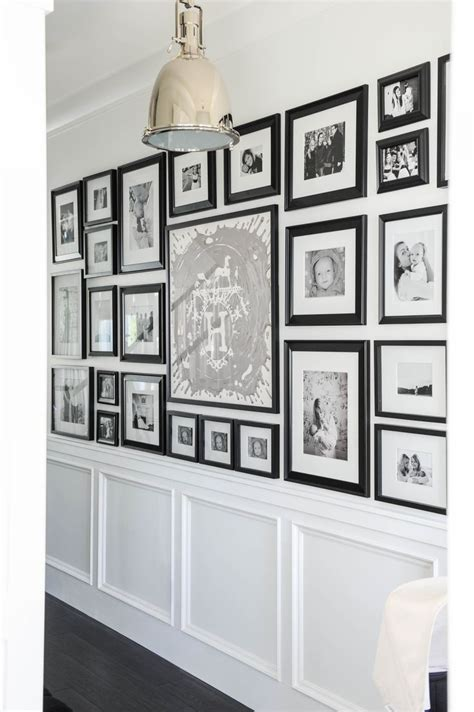 family photo gallery wall gallery wall ideas to make your walls go wow
