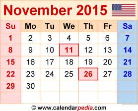 what is thanksgiving 2015 calendar by month 2015 new calendar template site