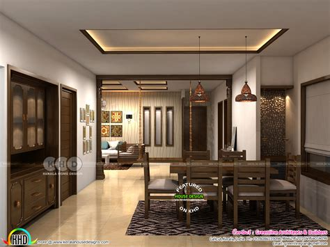 interior of home 2018 modern interior designs of 2018 kerala home design and floor plans