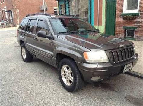 1999 Jeep Limited Buy Used 1999 Jeep Grand Limited Sport Utility 4