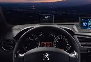 Peugeot 3008 Up Display Peugeot Innovationen Technologien Assistenzsysteme