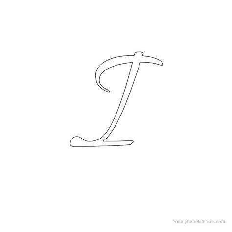 cursive letters templates new calendar template site