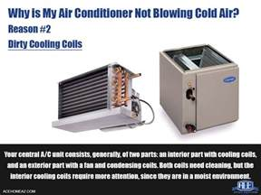 here s why your air conditioner s not blowing cold air