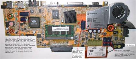 laptop capacitor replacement laptop capacitor replacement 28 images how to replacing bad capacitors on a motherboard ms