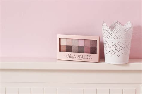 The Blushed the blushed maybelline beaut 233