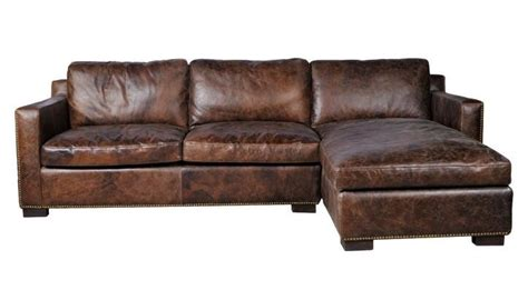 rustic black leather sofa rustic sectional corner leather sofa with right arm chaise