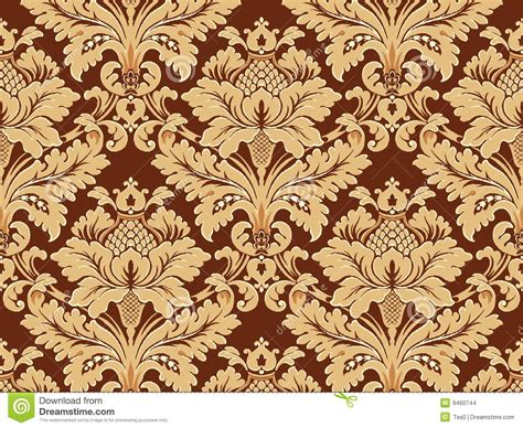 classic wallpaper picture classic ornamental wallpaper stock images image 9460744