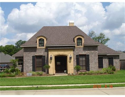 La Houses For Sale by Home Sales In West Pointe Subdivision Alexandria Louisiana