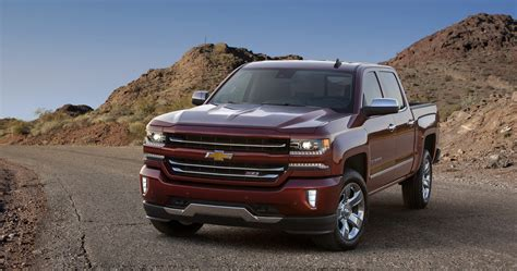 chevrolet previews updated 2016 silverado 1500 with new