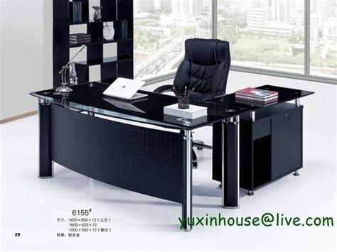 Where To Buy An Office Desk by Tempered Glass Office Desk Desk Table Commercial