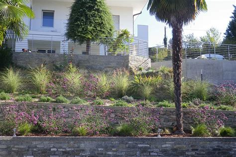 terrazzamento giardino giardino a terrazzamenti antonella pirovano architetto