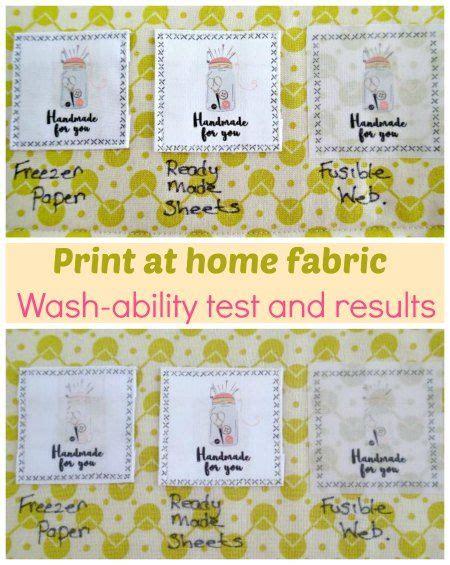 printable fabric tutorial printing on fabric washing and fading fabrics