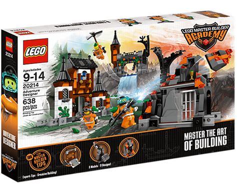 Lego Mba by Lego 174 Master Builder Academy Adventure Designer 20214
