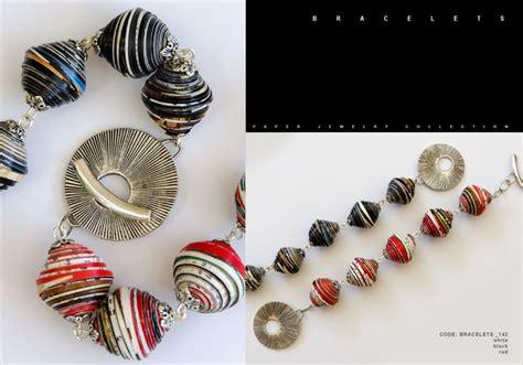 handmade paper jewelry jewelry