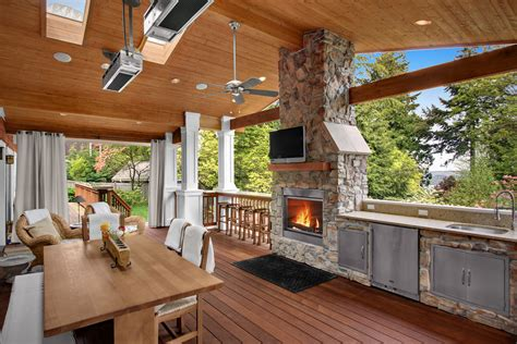 Summer Fireplace Cover by Inspired Dr Infrared Heater Decorating Ideas For Patio