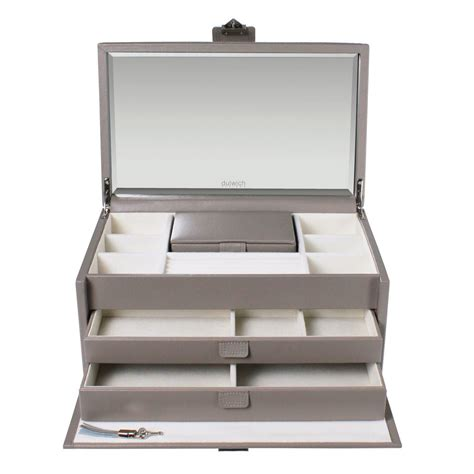 design brief for jewellery box dulwich designs leather mink extra large jewellery box