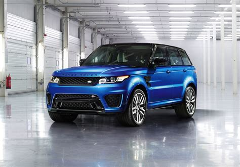 land rover svr range rover sport svr revealed on sale in australia q2