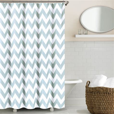 Chevron Shower Curtains Chevron Shower Curtains Rainbow Chevron Stripes Shower Curtain By Chevroncitystripes Chevron