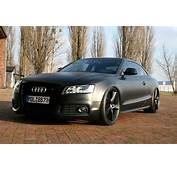 Avus Performance Audi A5 Coupe Matte Black Img 2  It's