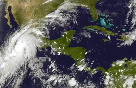 imagenes satelitales del huracan patricia en vivo the mother of all storms new york post